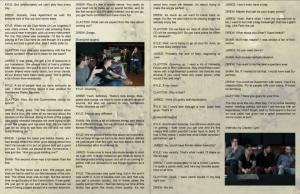 Part 2 of the Gentlemen Prefer Blondes interview for ABORT magazine